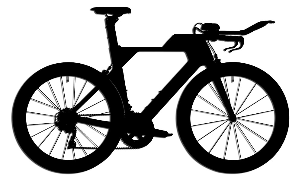 Bike TT Black by EberSucher