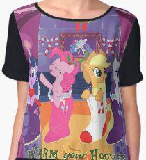 My Little Pony X-Mas Chiffon Top
