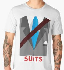 Mike Ross - Suits Men's Premium T-Shirt
