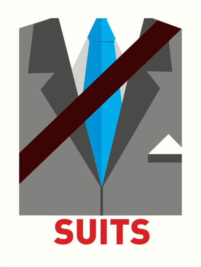 Mike Ross - Suits by JMHDesign
