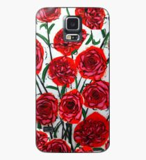 Stop and Smell the Roses Case/Skin for Samsung Galaxy