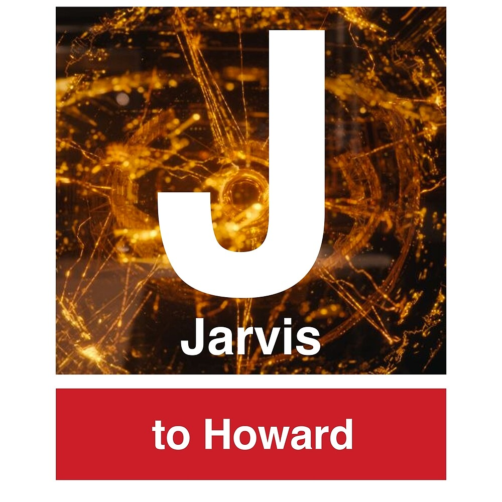 Jarvis to Howard by annaoze