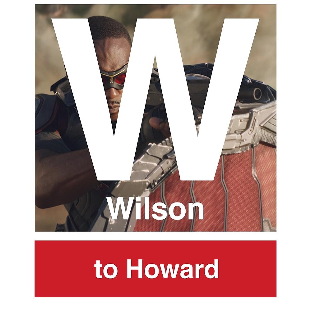 Wilson to Howard by annaoze
