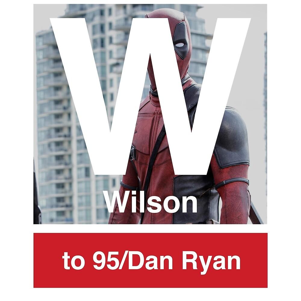 Wilson to 95/Dan Ryan by annaoze