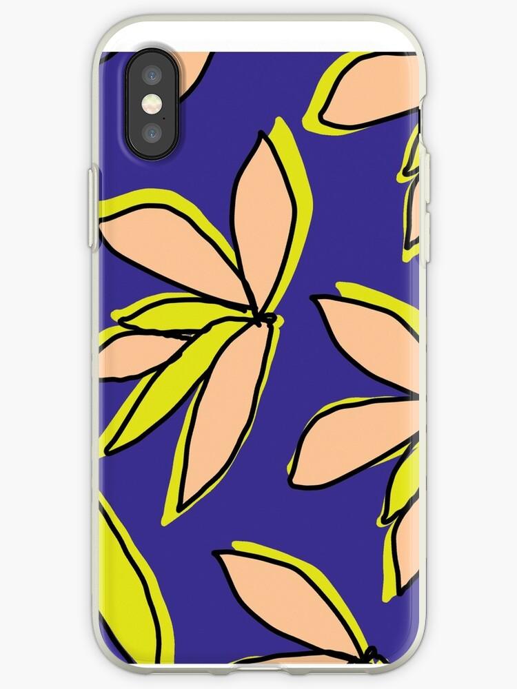 tropical flowers by phatphinx