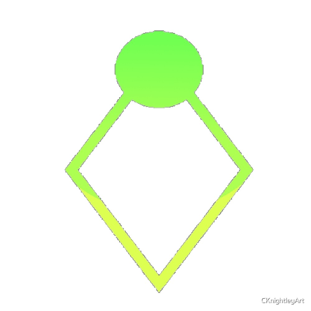 CKnightley GreenYellow LOGO by CKnightleyArt