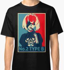 2B Nier H o p e Poster Classic T-Shirt