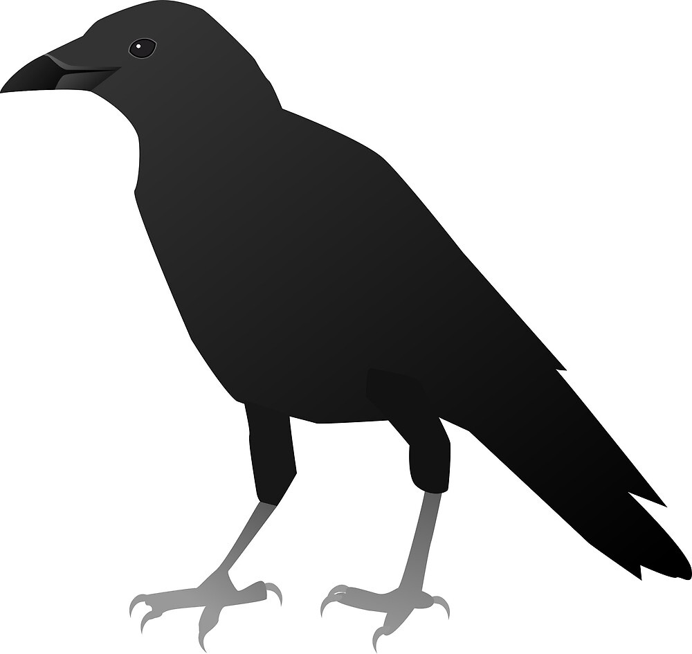 Crow by Reethes