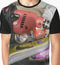 Technopunk Steampunk Graphic T-Shirt