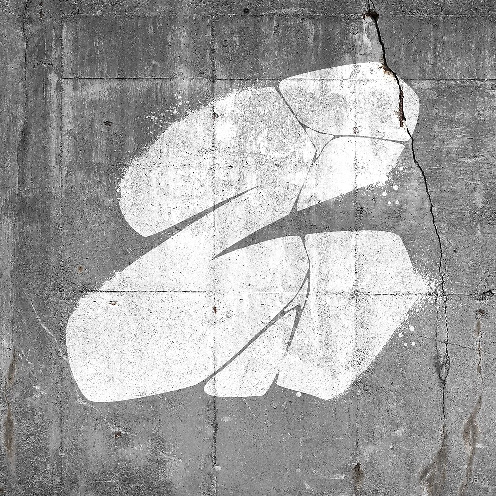 Z - Graffiti letter by joax