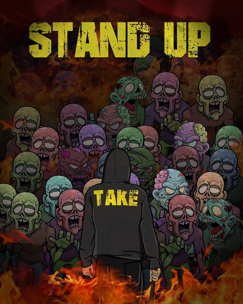 Stand Up by TAKE Vegas