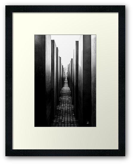 Holocaust Memorial by Sofia Katsikadi