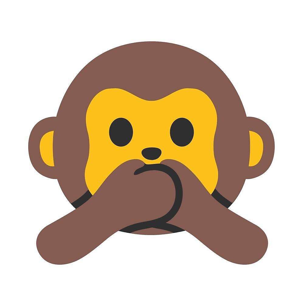 Monkey Hush by DeviGod