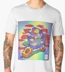 vdk272 Clown of Crime Men's Premium T-Shirt