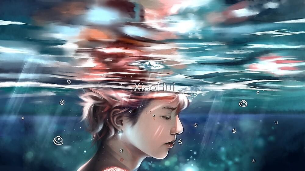 Drowning Kookie by XiaoHui