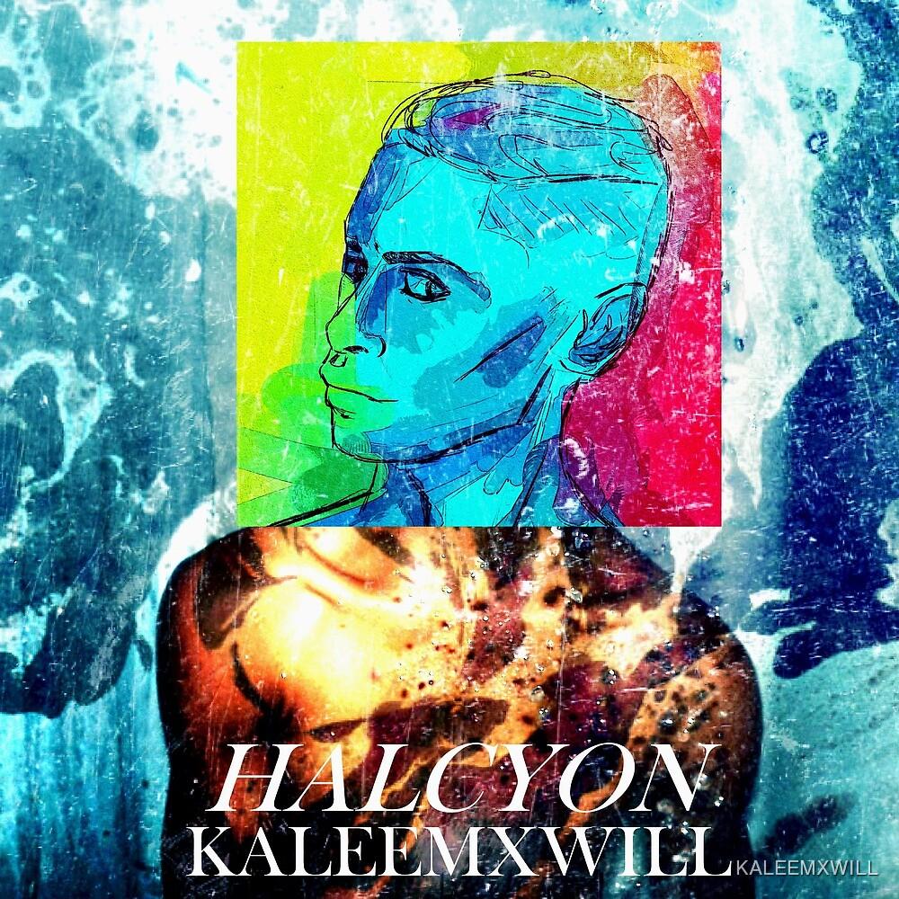 HALCYON (Unreleased Design)  by KALEEMXWILL