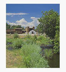 San Geronimo Chapel Photographic Print