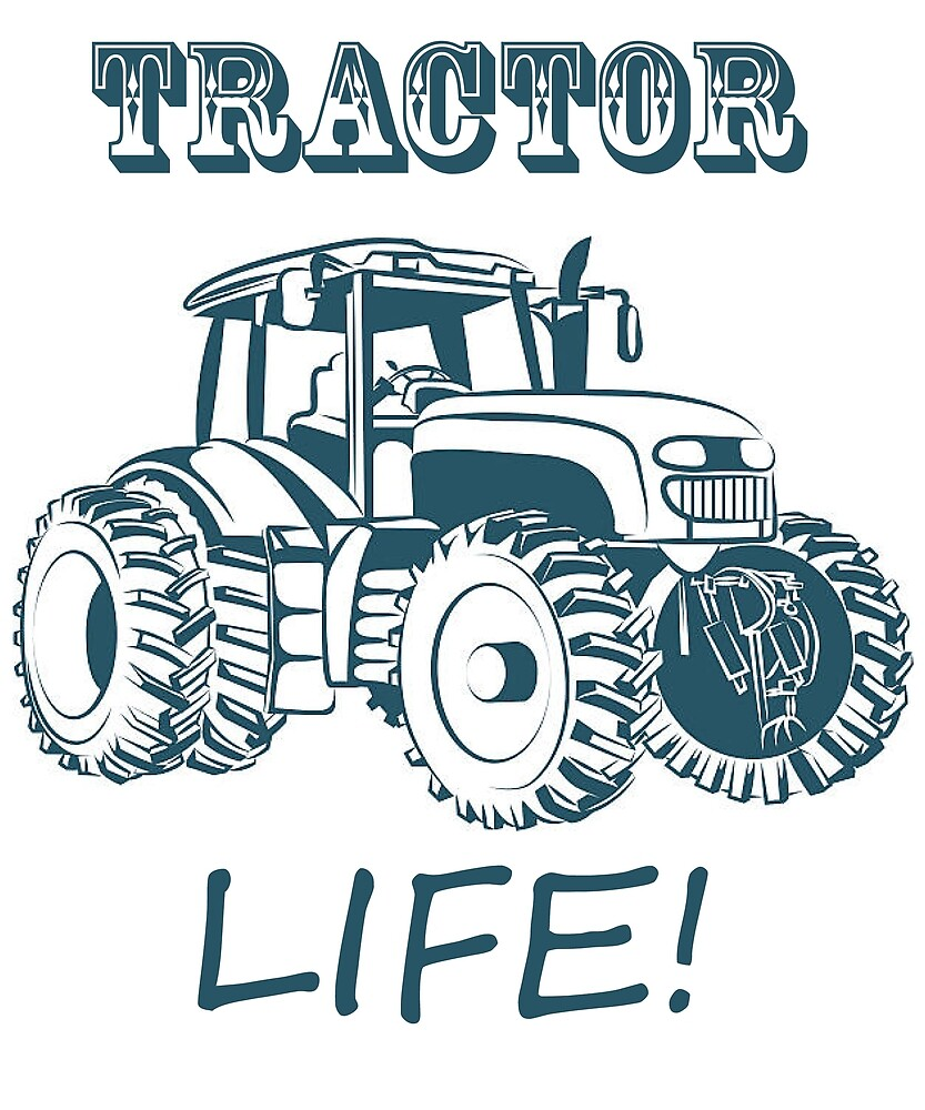 TRACTOR LIFE! Country Farm by giftninja
