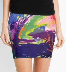 Paradise Reef Mini Skirt