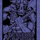Dungeons & Dragons Minotaur by subatomic09