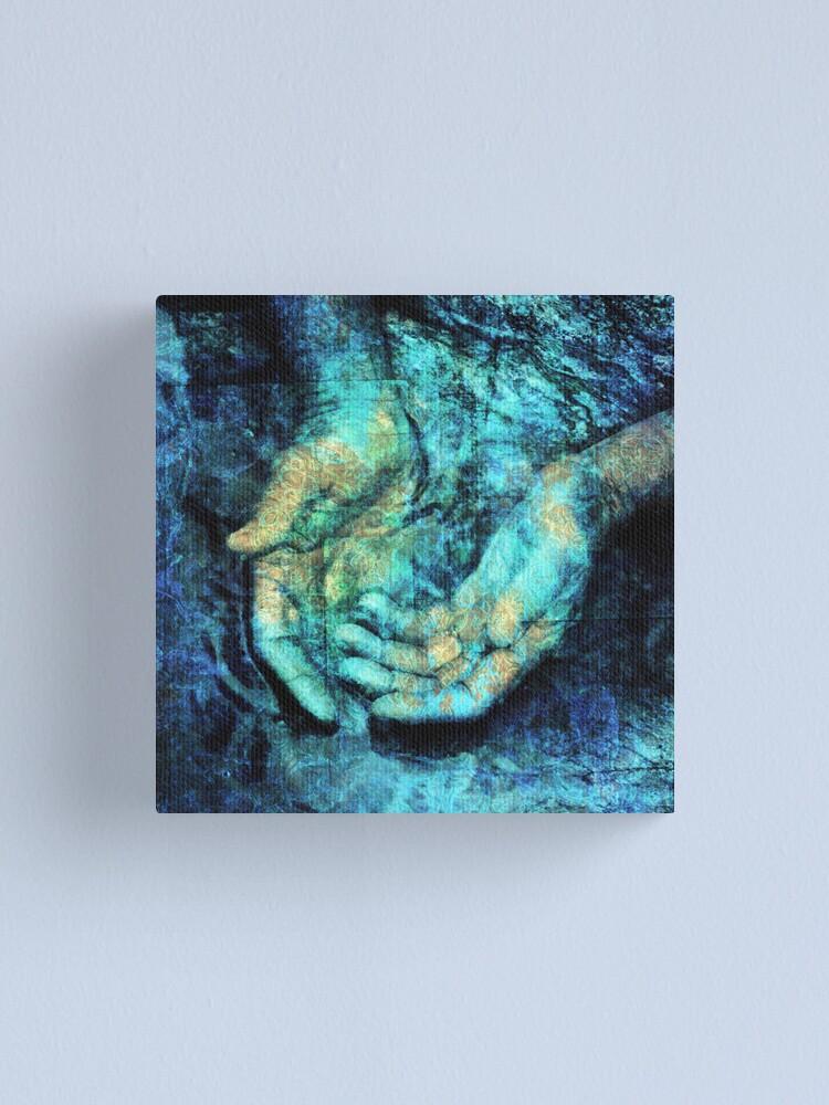 Alternate view of Healing Waters Canvas Print