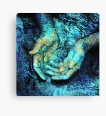 Healing Waters Canvas Print