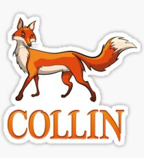 Collin Fox Sticker