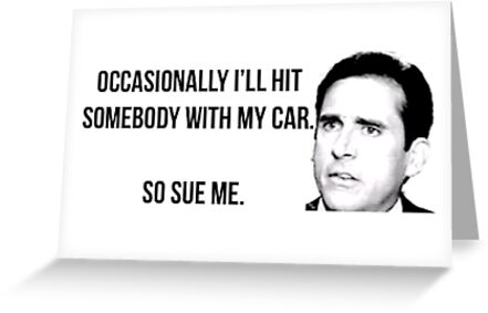 Michael Scott The Office TV by knowyourrights