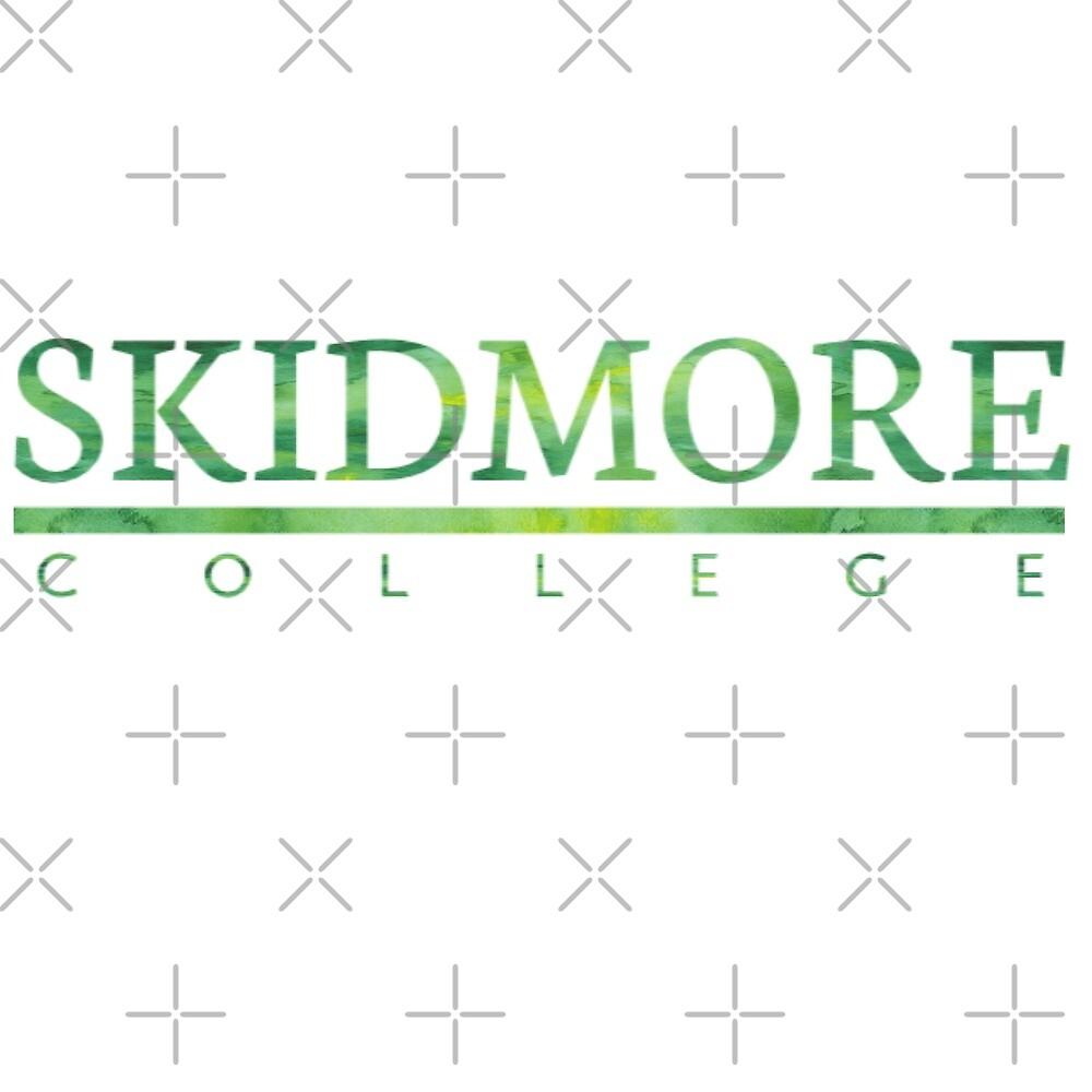 Skidmore College by Emilyyyk