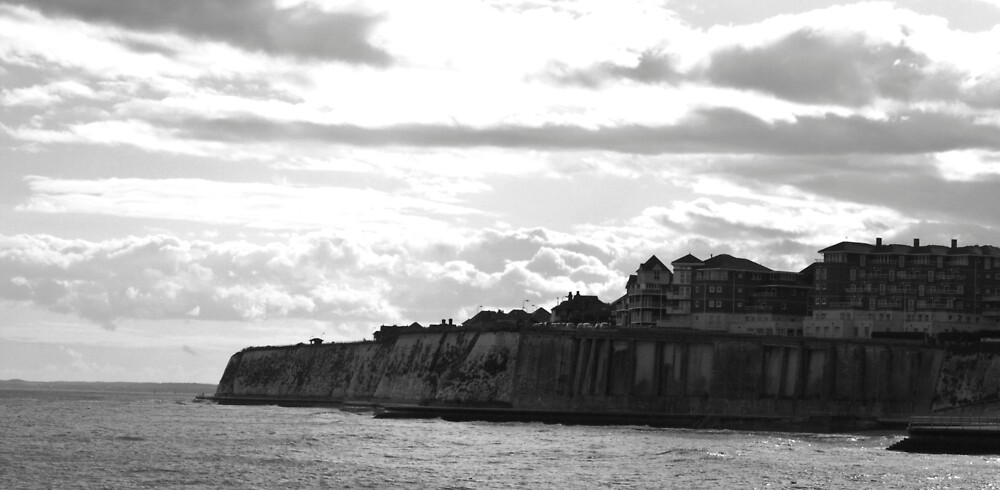 Broadstairs Beach View by gillbanks1984
