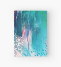 Coral  Hardcover Journal