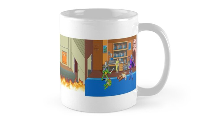 Save april mug/ poster by wil2liam4