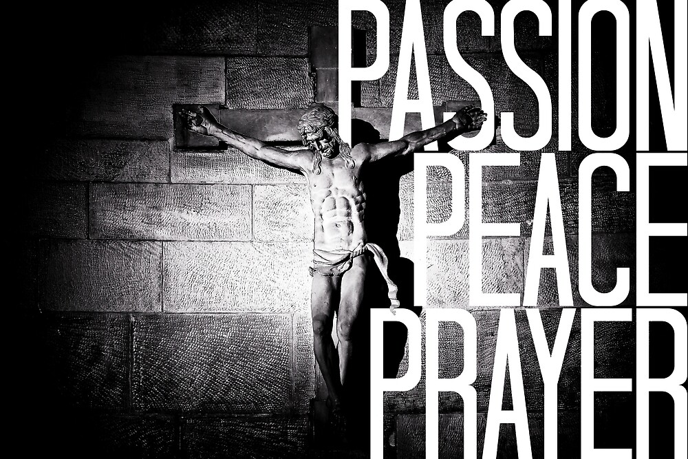 Passion Peace Prayer by P3Press