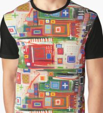 City Map Graphic T-Shirt