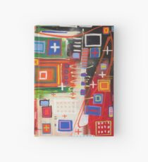 City Map Hardcover Journal