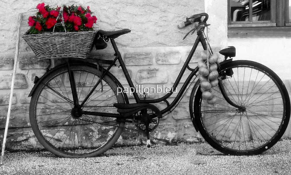 French Wheels by Pamela Jayne Smith