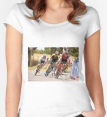 Rohan Dennis Women's Fitted Scoop T-Shirt