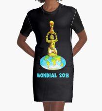 Aufstieg zu deinem Schicksal T-Shirt Kleid
