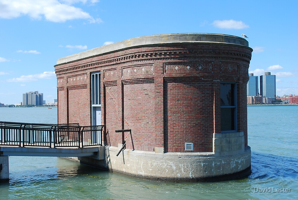 Pumping Station by David Lester