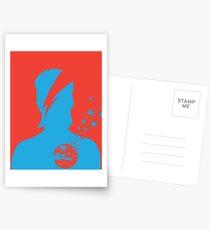 Ziggy Stardust Postcards
