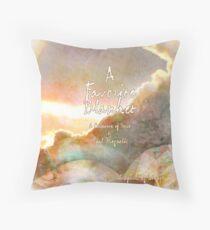 A Favorite Blanket Throw Pillow