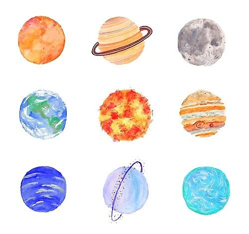 PLANETS by kathumphrey
