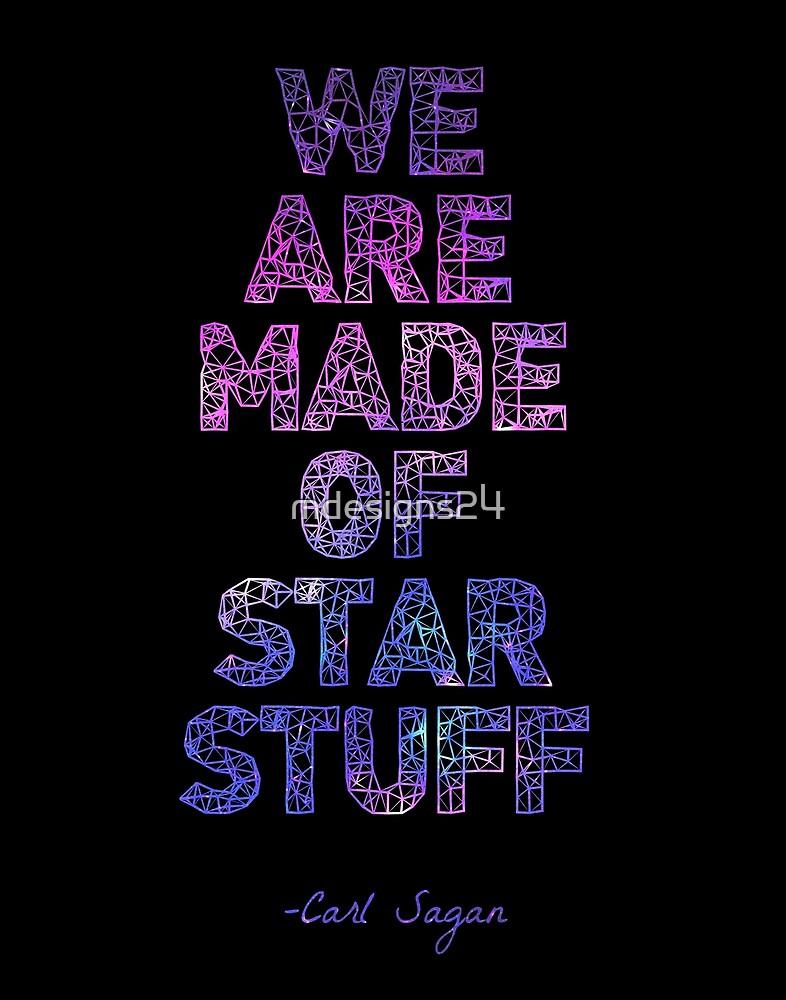 Star Stuff by mdesigns24