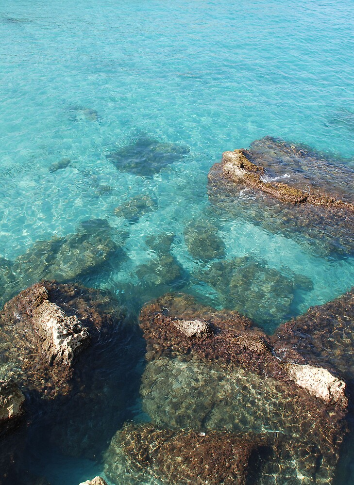 Clear Waters by jojobob