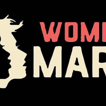 Women march best tshirt by Sherlin06