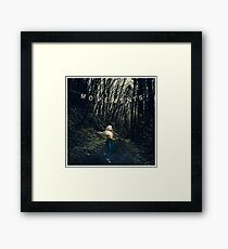 movements Framed Print