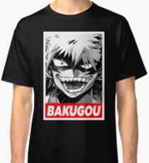Katsuki Bakugo Boku no hero  Classic T-Shirt