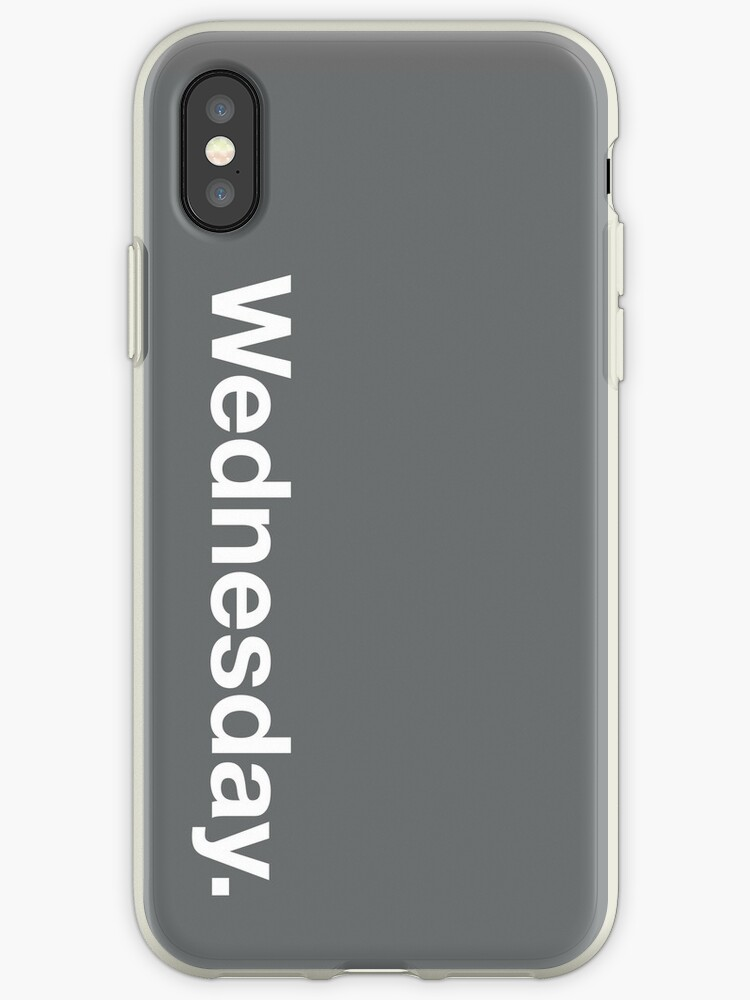 Wednesday with Pantone Cool Gray 9 C by JayDesignLab