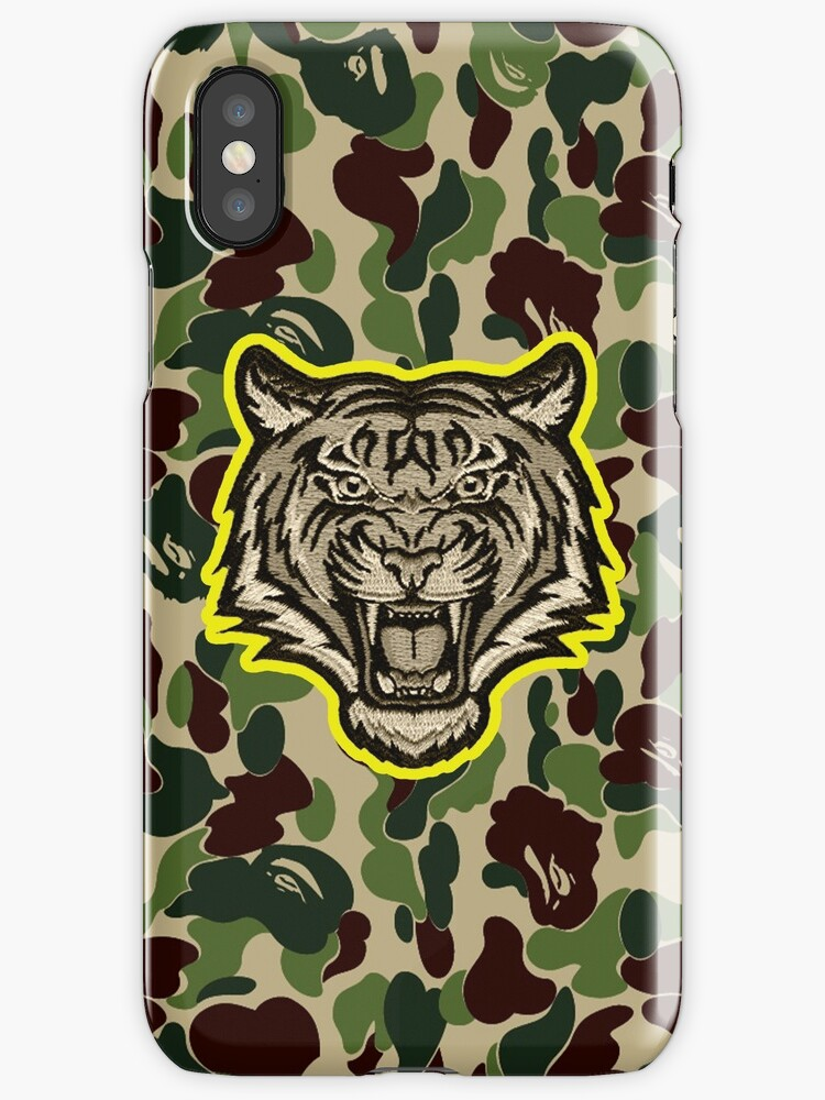 Tiger Case Phone by Taylorphyllis