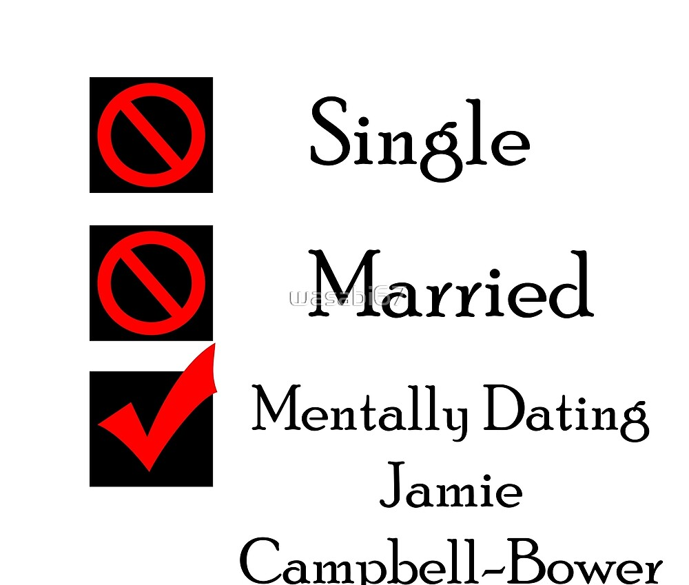 Mentally Dating Jamie Campbell-Bower by wasabi67